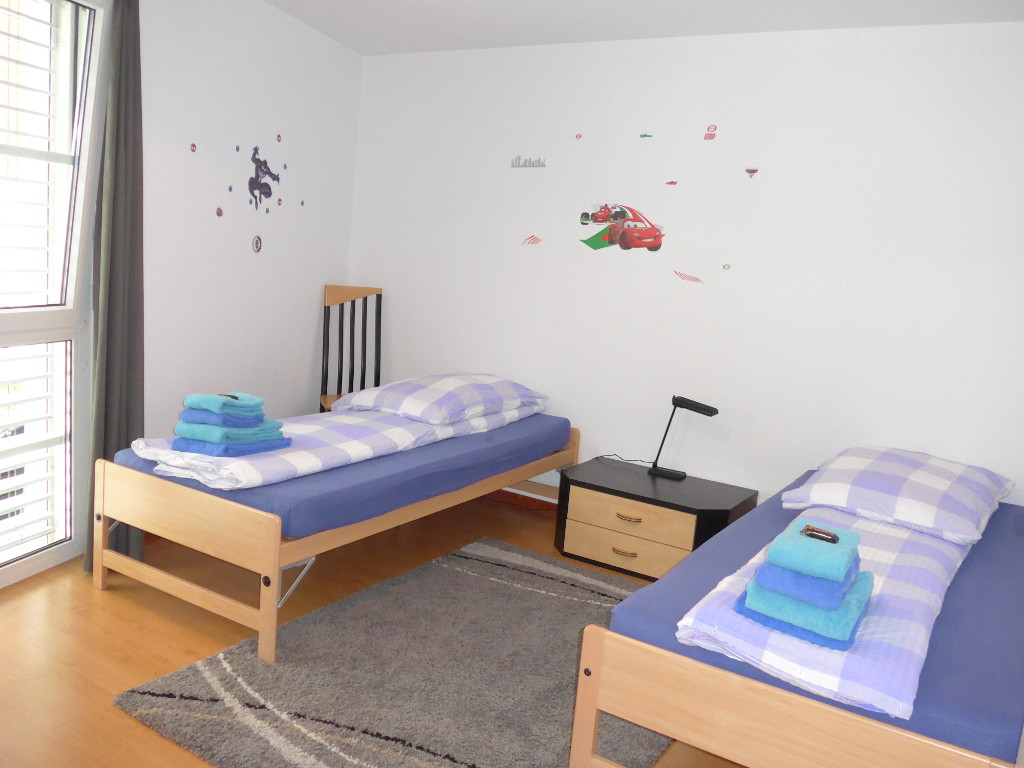 Ferienhaus zum chrachu wohnung erstem stock for Kinderzimmer 2 betten